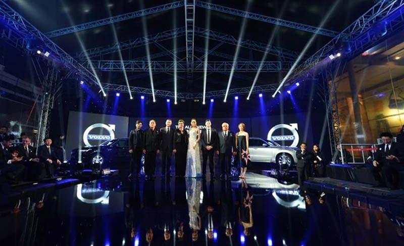 Volvo XC90 Launching 2016