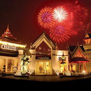SUCCESS OF THAILAND PAVILION