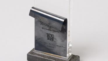 Third Prize, Mactac 2011 Innovative Awards