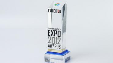 Editor's Choice Award from EXHIBITOR Magazine, 2012, USA